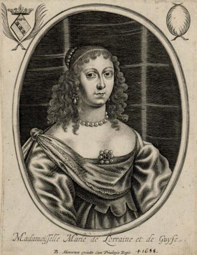 Mademoiselle Marie de Lorraine et de Guise