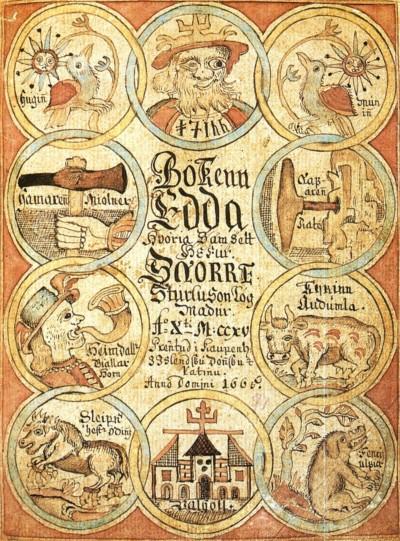 Manuscrito de la Edda prosaica