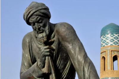 Avicenna statue