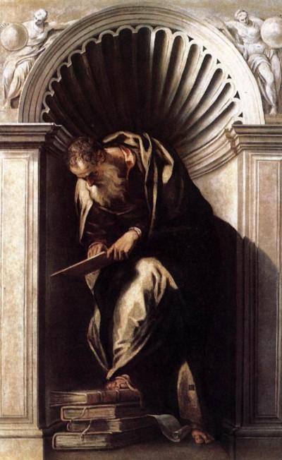 Aristotle - Paolo Veronese