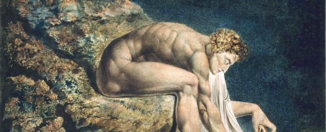 Newton - William Blake