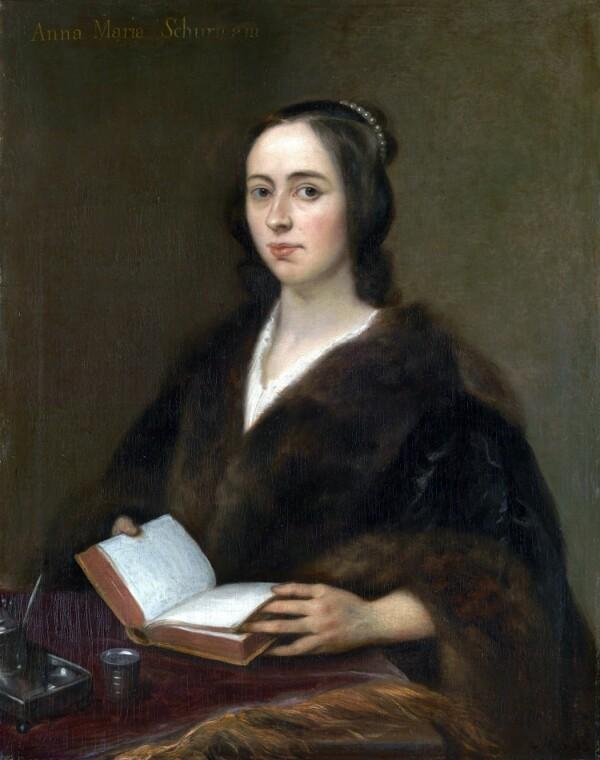 Anna Maria van Schurman - Jan Lievens