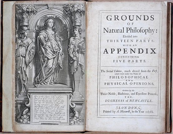 Grounds of Natural Philosophy - Margaret Cavendish