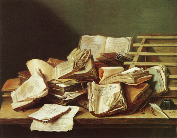 Jan Davidszoon de Heem - Books and Pamphlets
