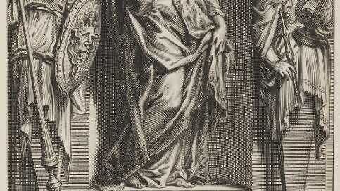 Margaret Cavendish frontispiece