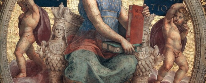 Alegoría del conocimiento - Rafael