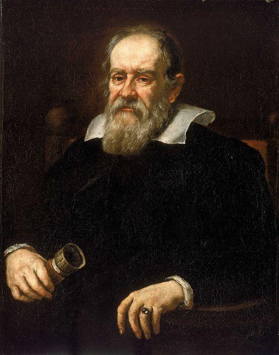 Galileo Galilei - Justus Sustermans