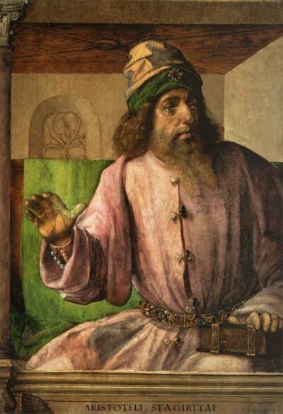 Aristotle - Justus van Gent