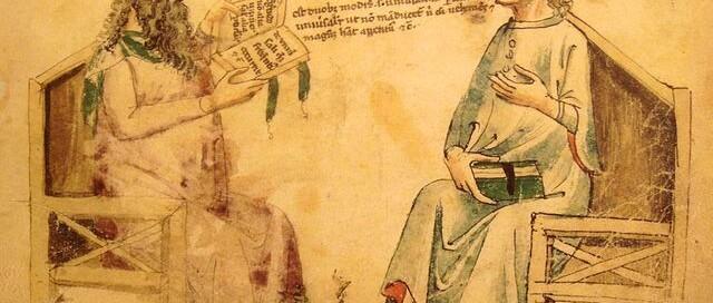 Porfirio y Averroes