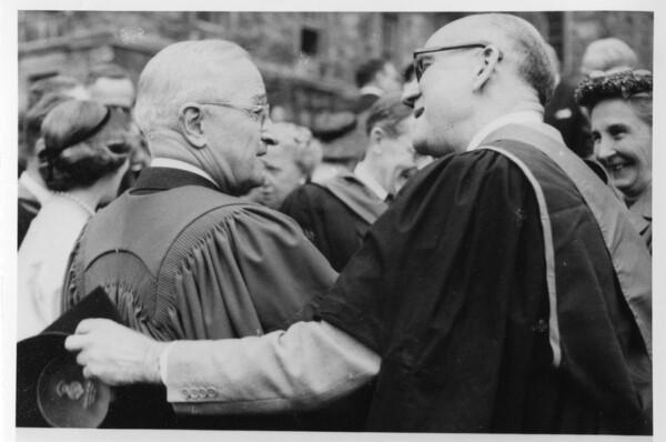 Truman en Oxford